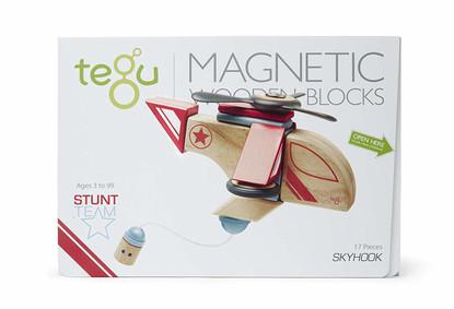 Tegu Magnetic Stunt Team Skyhook box