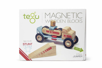 Tegu Magnetic Stunt Team Jumper box