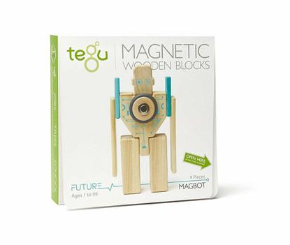 Tegu Magnetic Future Magbot box