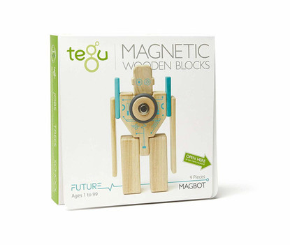 Tegu Magnetic Future Magbot box
