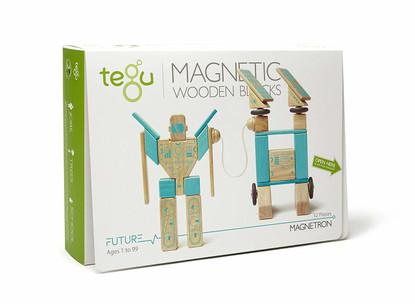 Tegu Magnetic Future Magnetron box