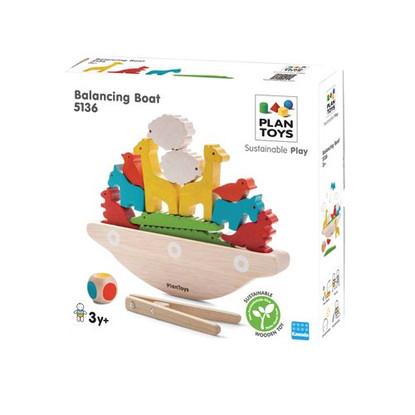 Plan Toys Balancing Boat 5136 box