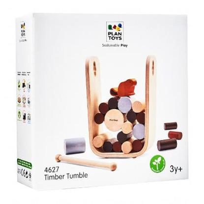 Plan Toys Timber Tumble Box