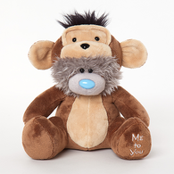 Dressed As a Monkey - Tatty Teddy (9 inch)