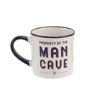 Hardware Store  'Man Cave' Stoneware Mug