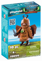 Playmobil - How to Train Your Dragon 3 - Fishleg in flight suit 70044