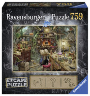 Ravensburger ESCAPE 3 The Witches Kitchen Puzzle 759pc