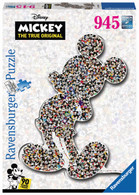 Ravensburger - Disney Shaped Mickey Puzzle 937pc | RB16099-0  Box