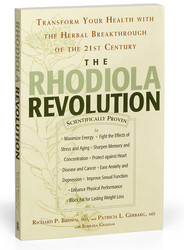 The Rhodiola Revolution Book