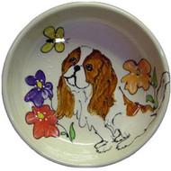King Charles Dog Bowl