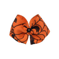 Spider Web Dog Hair Bow