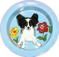 Papillion Dog Bowl