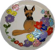 Great Dane Dog Bowl
