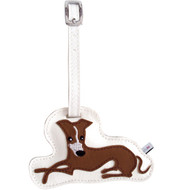 Greyhound Luggage Tag