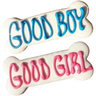 Good Girl or Boy Dog Bone