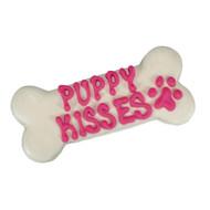 Puppy Kisses Dog Bone