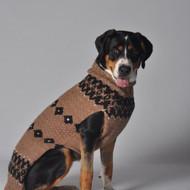 Granola Alpaca Dog Sweater