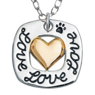 Love Love Love Necklace