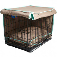 Wild Horses Dog Crate Cover | 4 Sizes