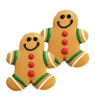 Gingerbread Men Treats