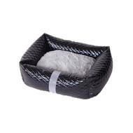 Lounge Bed | Liquid Lux Black