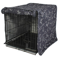 Rocketman Dog Crate Cover | 4 Sizes
