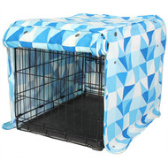 New Theory Dog Crate Cover | 4 Sizes
