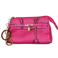 Miles Poop Pick Up Pouch | Pink