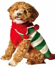 Christmas Elf Dog Sweater
