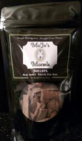 Mojo's Morsels | Shelby's Pear Honey Treats