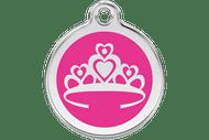 Enamel Crown ID Tag | 10 Colors
