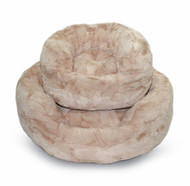 Amour Dog Bed | Sand