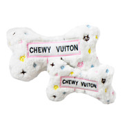 Bone Dog Toy | Chewy White