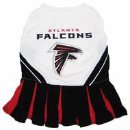Atlanta Falcons Dog Cheerleader Dress