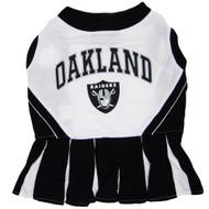 Oakland Raiders Dog Cheerleader Dress