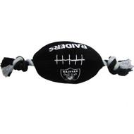 Oakland Raiders Plush Dog Toy