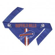 Buffalo Bills Tie-On Dog Bandana