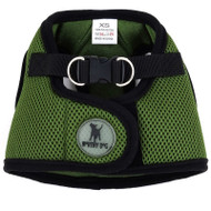 Sidekick Harness | Green | Front