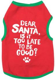 Tank Top   Dear Santa