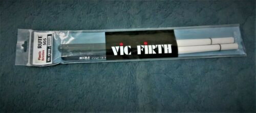 Vic Firth Rute 505 Plastic Bristle Bundled Rods Pair