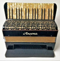 Vintage Ancona Intermediate 48/34 Piano Accordion