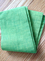 Headband - Green Hand Loom Cotton - Free with $50 Order