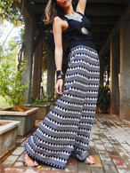 All New Bell Bottoms - Palazzo Wide Leg Pant - Passion