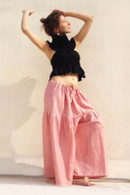 ALL NEW Cotton Culottes - Rose - One Size