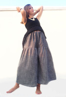 ALL NEW Cotton Culottes - Gorgeous Gray - One Size