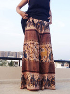 All New Bell Bottoms - Palazzo Wide Leg Pant - Motif Bambi