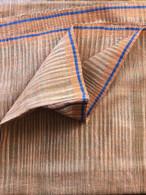 ALL NEW UNISEX INDIAN WRAP YOGA PANTS - True Earth Stripes -L
