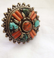 Beautiful Tibetan Ring