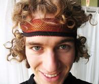 Headband / Belt Wide Sari Border - BLACK - FREE with $40 ORDER!