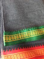 NEW UNISEX Indian Wrap Yoga Pants - Deep Blue - M Only